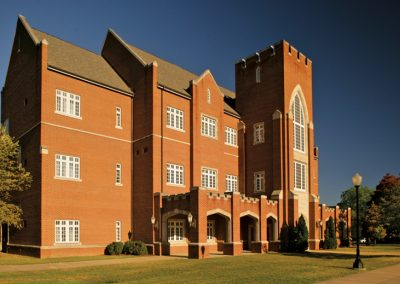 Baylor Weeks Science Building