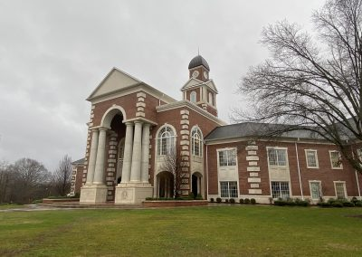 Lee College Math & Science Building 2