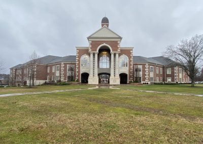 Lee College Math & Science Building