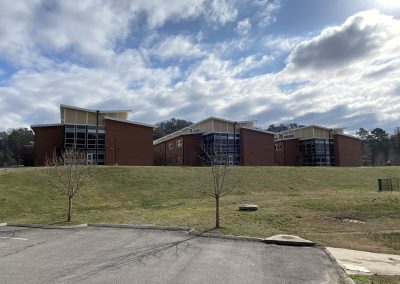Red Bank Middle School End